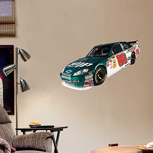 Dale Earnhardt Jr. #88 Car - Fathead Jr. Fathead Wall Decal